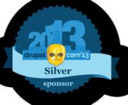 DrupalCorn 2013 Silver Sponsor